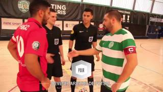 ARBITRAGE : Rejoins l'aventure Futsal