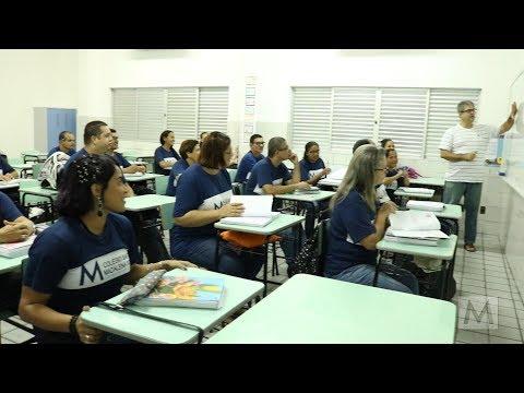 Apresentação EJAI - Educação de Jovens, Adultos e Idosos
