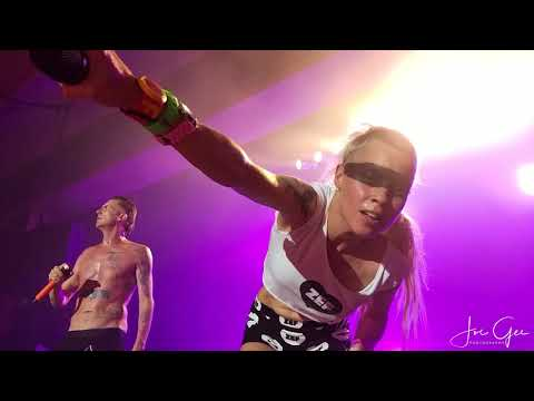 Front Row Die Antwoord Indianapolis 4K (видео)