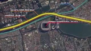 Inilah Markas Persija Jakarta, Mirip Stadion Old Trafford (Manchester United)