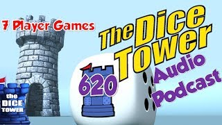 Dice Tower 600 - 7 Player Games