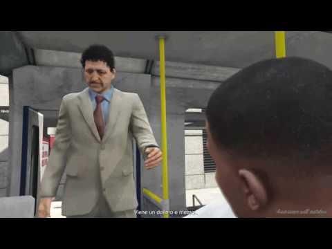 GTA 5 - Missione # 39 - Assassinio sull'autobus