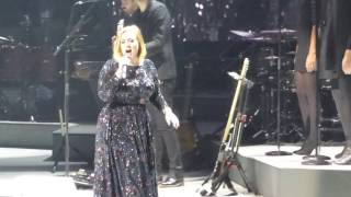 Adele - Rolling In The Deep LIVE Austin Tx. 11/4/16