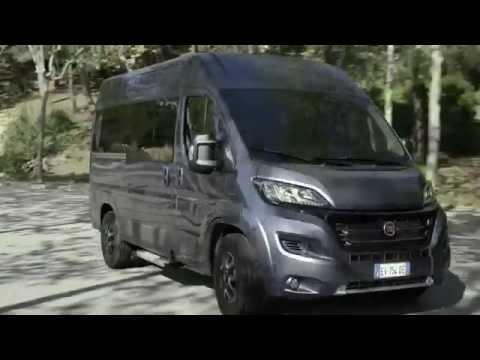 Fiat  Ducato Фургон класса M - рекламное видео 1