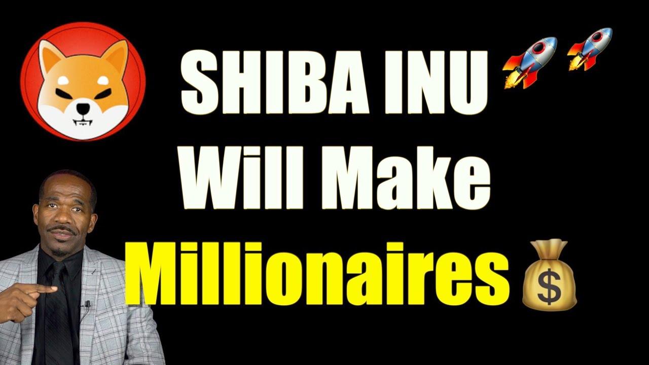 will SHIBA INU make more millionaires? thumbnail