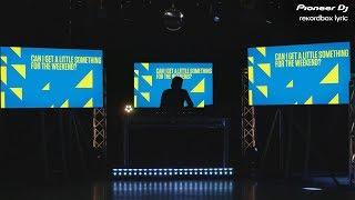 Pioneer DJ rekordbox Lyric Official Introduction - YouTube