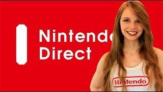 NINTENDO DIRECT FULL REACTION 9.13.18