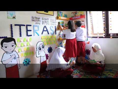 Meningkatkan Keterampilan Literasi di Kalimantan Utara