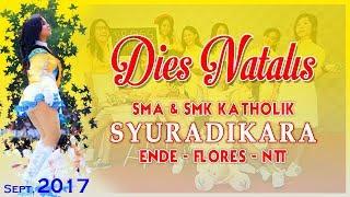 HUT SMAK Syuradikara 2017, Penjemputan Yubilaris
