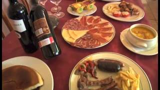 preview picture of video 'Gastronomia a Vistabella'