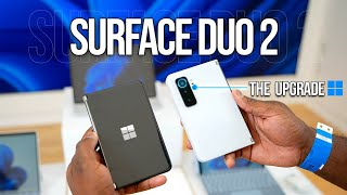 Microsoft Surface Duo 2 - The Right Upgrade