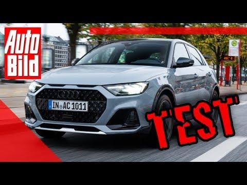 Audi A1 citycarver (2019): Test - Fahrbericht - Crossover - Infos