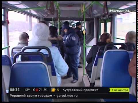 Штрафы за безбилетный проезд можно оплатить на портале госуслуг