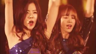 Girls' Generation -  The Great escape  - Animal   -  Hoot   ☺ Live Tokyo