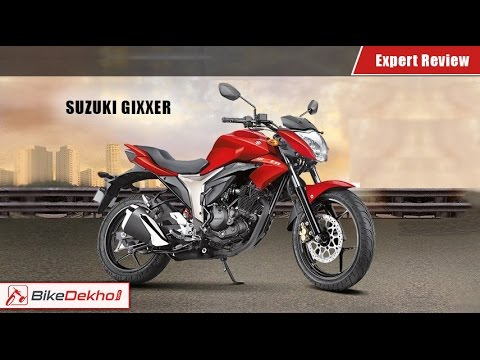 Suzuki Gixxer Expert Review |