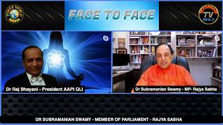 Dr Subramanian Swamy - Guiding Indian Americans to Protect Hinduism in USA