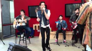 "The All-American Rejects ""Beekeeper's Daughter"" Live at Myspace"