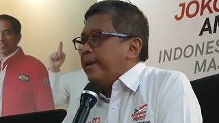 Didukung PAN Kalsel, Ini Respon Timses Jokowi-Ma'ruf