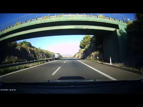 In auto...ascoltando Dario e Angelo
