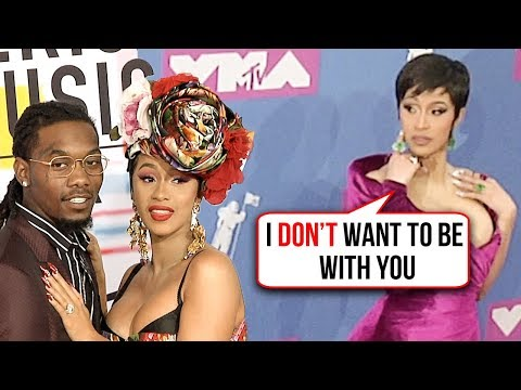 Cardi B And Offset Separating? Cardi B Makes An Announcement