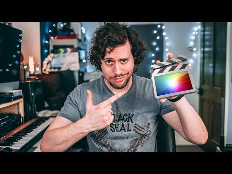 Fast Final Cut Pro Editing Workflow