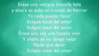 eclipse total del amor de yuridia