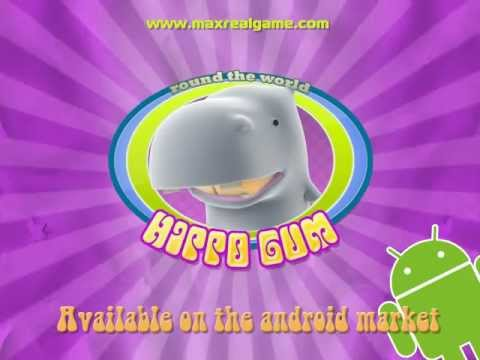 Video of Hippo Gum