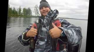 Рыбалка верхнее кумозеро