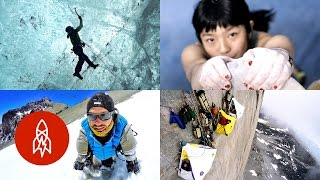 Scaling New Heights With Intrepid Climbers