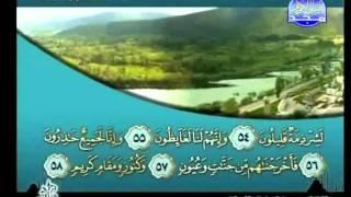 HD المصحف المرتل 19 للشيخ خليفة الطنيجي حفظه الله