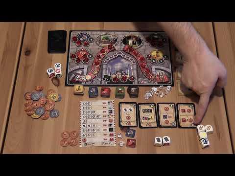 Istanbul kockajáték - d3meeples