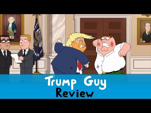 Family Guy S17E11 - 'Trump Guy' Review