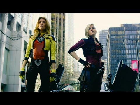 ELECTRA WOMAN & DYNA GIRL OFFICIAL TRAILER // Grace Helbig