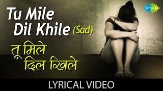 Tu Mile Dil Khile with Lyrics | तू मिले दिल खेले