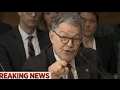Senators Get In TENSE, Heated Exchange Over Jeff Sessions Record