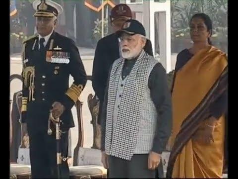 PM Modi addresses the NCC Rally in New Delhi