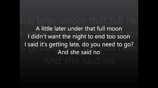 Yeah by Joe Nichols Lyrics Video CountryMAD