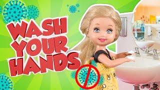 Barbie - Keep the Germs Away | Ep.249