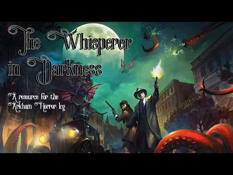 The Whisperer in Darkness - The Pallid Mask Seeker Card Review