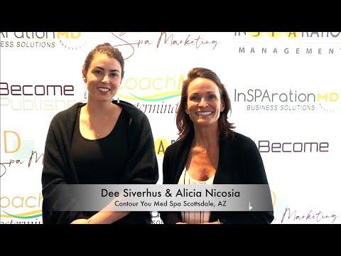 Dee Siverhus & Alicia Nicosia - Contour You