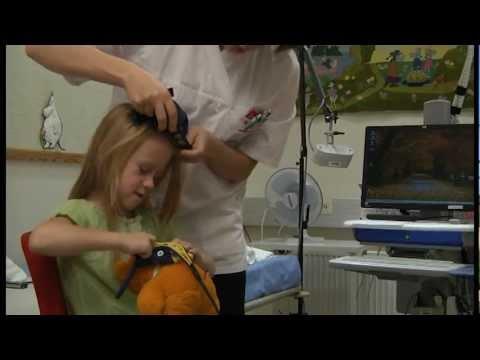 Lasten uni-EEG-tutkimus