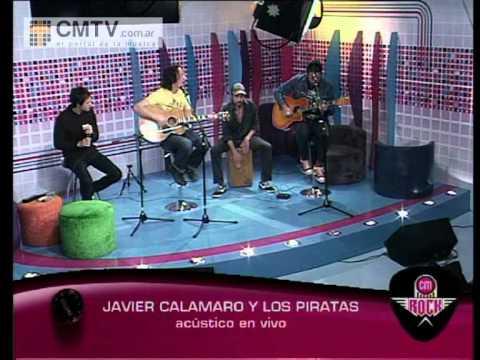 Javier Calamaro video Este minuto - Acústico CM Rock 2011