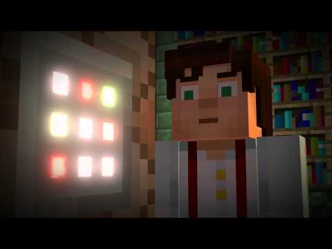 Видео № 0 из игры Minecraft: Story Mode [Xbox One]