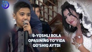 9-yoshli Mustafo opasining to