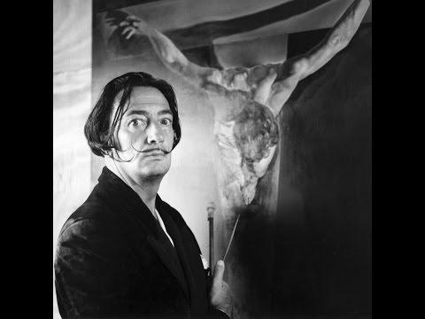 Vidéo de Salvador Dalí