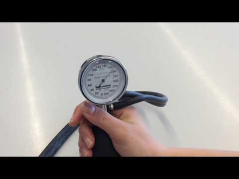 Blutdruck im Solarium