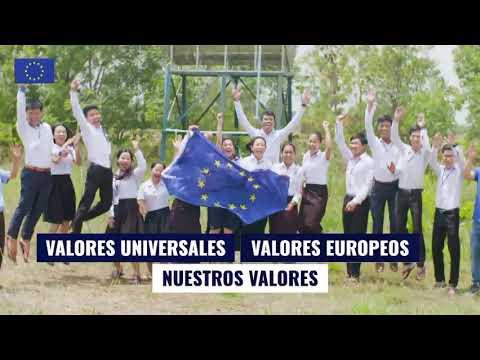 La Unión Europea y sus socios internacionales trabajan por un mejor futuro