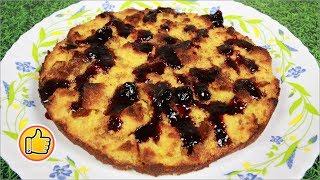 Пирог из Черствых Куличей (Пасок, Булок) | Юлия Ковальчук