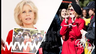 Jane Fonda's Activism Through The Years | Who What Wear