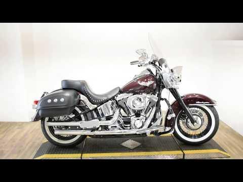 2005 Harley-Davidson FLSTN/FLSTNI Softail® Deluxe in Wauconda, Illinois - Video 1